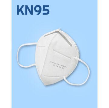 KN95 többször használatos Szájmaszk - Felnőtt méret (11003)