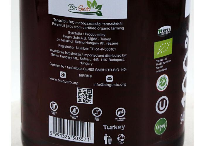 SETINO BIO Red Mix 100% gyümölcslé, 946 ml (HU-ÖKO-02)