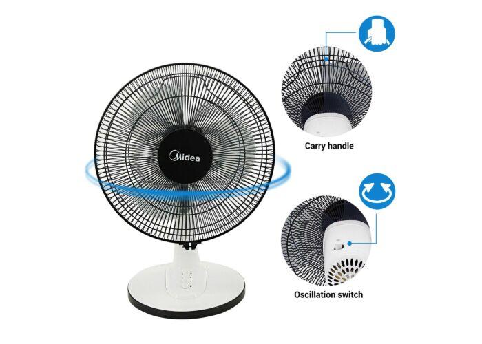 Midea FT30-15HB Asztali ventilátor